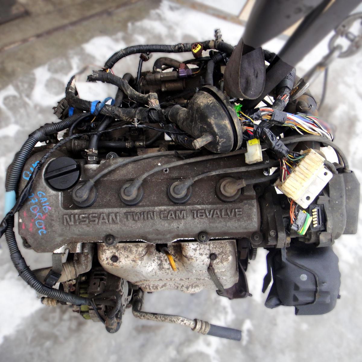 Контрактные двигатели, коробки и запчасти на авто в