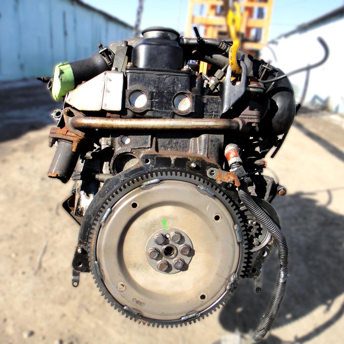 двигатель ниссан тд 27 технические характеристики